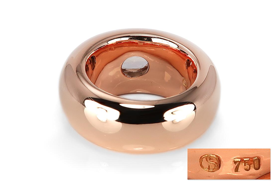 Schubart-Ring-Topas-Mexico-5-0-KARAT-750-Rosegold-massiv-BRORS-17177 Indexbild 4